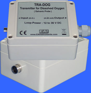 Wall-mounting Industrial Transmitter for pH Electrode
